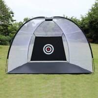 Golf Nets Golf Practice Net Hitting Netting Backyard Portable Driving Range Cage