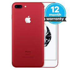 Apple iPhone 7 Plus (PRODUCT)RED -128GB (Unlocked) Smartphone