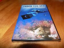 UNDER THE SEA WITH AL GIDDINGS Underwater Photography Dive Photographer DVD NEW