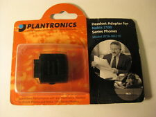Rare Vintage Plantronic Headset Adapter for Nokia 2100 [A31]
