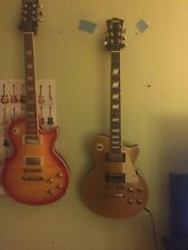 Les Paul Gold top by Johnson