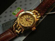 Tag Heuer Luxury Women's WG S94.408C 18k Gold st.steel WD WH St.Steel Watch+ Box