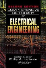 Comprehensive Dictionary of Electrical Engineering, Second Edition by Phillip A.