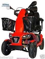 FREERIDER FR1 8MPH MOBILITY SCOOTER Brand New Free Delivery Free Insurance