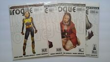 ROGUE ICONS #1,2,3,4~COMPLETE RUN~JULIE BELL COVER ART~MARVEL X-MEN