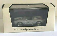 Brum Porsche 550 Spyder 1954/55 1/43 Model Car
