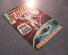 Facsimile reprint covers only to SILVER SURFER 1