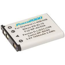 Power2000 NP-45 Battery for Fuji J20, J38, J250 JV100, JX250, JX500, JX550