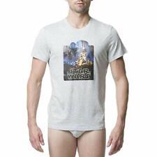 Star Wars Movie Poster Men's Underoos XXL T- Shirt & Brief Underwear 2XL Big Man