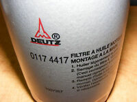 Deutz Engine Oil Filter 0117 4417