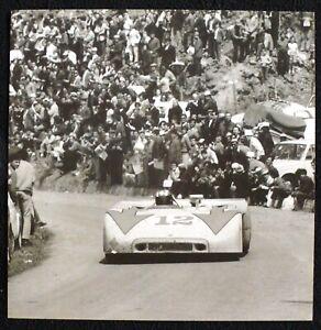 Jo Siffert Winning PORSCHE 908/3 1970 TARGA FLORIO Photo Print Redman