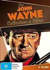 John Wayne Foreign Language M Rated DVDs & Blu-ray Discs