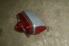 Lucas Taillight L679 Lens Triumph BSA 500cc 650cc A50 A65 TR6 T120 T100 1967  75