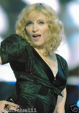 MADONNA  PHOTO UNRELEASED LIVEEARTH LONDON 12INCH x 8INCH UNIQUE IMAGE EXCLUSIVE