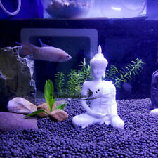 2019 Aquarium Rock Decor Ornament Buddha Fish Tank Decorations Aquatic Aquascape