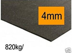 3,2m² Antirutschmatten, 1,6m x 2m  4mm LKW Ladungssicherungsmittel STVO 2700