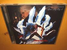 DEVIL MAY CRY 4 soundtrack CD capcom game OST shibata suzuki uchiyama narita