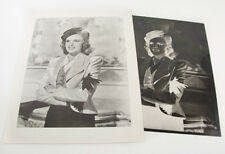 Vintage Judy Garland Photo Negative and Monochrome Print Movie Still