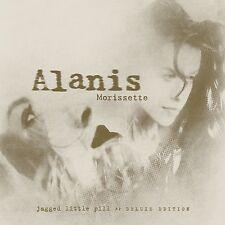 ALANIS MORISSETTE - JAGGED LITTLE PILL - NEW DELUXE CD ALBUM