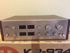 Vintage Pioneer 4 Channel Decoder Amplifier Model Ql-600A. New In Box!