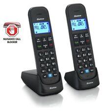 Binatone Veva 1915 100 Name and Numbers Call Blocker Cordless Telephone - Twin