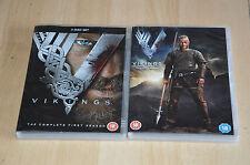 lot 2 coffrets DVD VIKINGS The complete First / Second Season - saison 1 et 2 VO