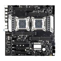 X79 S8 E-ATX Dual CPU LGA2011 Motherboard Support for Dual Intel E5 V1/V2 D J8L6