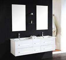Doppelwaschtische für das Badezimmer | eBay | {Doppelwaschtisch mit unterschrank 180 89}