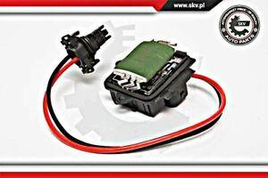 Interior Blower Resistor Fits RENAULT Scenic I MPV 7701046943