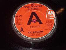 "Ray Manzarek: The wheel of fortune PROMO   7""   THE DOORS"
