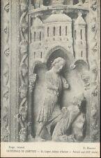 28 - cpa - Cathédrale de CHARTRES