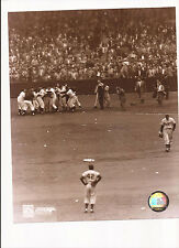 Bobby Thomson Unsigned 8x10 Photo New York Giants