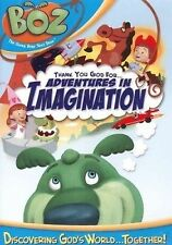 DVD: Thank You God for Adventures in Imagination, . Acceptable Cond.: