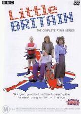 Little Britain : Series 1 (DVD, 2004, 2-Disc Set)