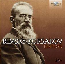 Rimsky-Korsakov Edition, , New Box set
