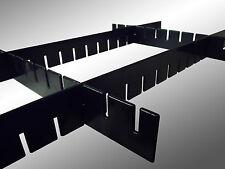 Ajustable Cajones Divisor de almacenamiento ordenado Organizador Caja De Herramientas Heavy Duty Muy ridget