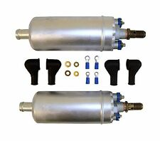 SET of 2 Fuel Pump Mercedes Benz for 190E 260E 300E 500SEL E320  - 0 580 254 950