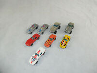 HOT WHEELS LOT OF EIGHT CHEVROLET CORVETTE DIE CAST CARS Loose