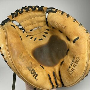 """Wilson a2000 Catchers Mitt 1791 Pudge 32.5"""" Japan Read Description"""