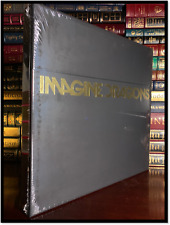 Imagine Dragons Limited Edition Box Set New Sealed 4 LP Vinyl Evolve Smoke ++