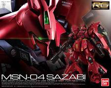 Gundam RG MSN-04 Sazabi 1/144 Bandai Model Kit