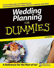 Wedding Planning for Dummies (For Dummies (Life... by Kaiser, Laura F. Paperback