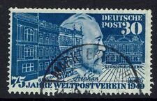 Germany SC# 669, Used, Minor Corner Perf Crease -  Lot 010217