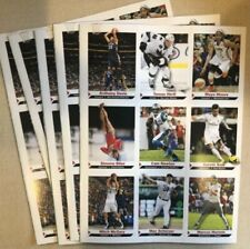 (500)2014 Simone Biles RC Rookie SI Sports Illustrated for Kids Uncut Card Sheet