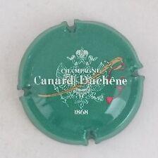 capsule champagne CANARD DUCHENE grand sabre n°54 vert clair