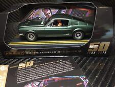 Pioneer Bullitt Ford Mustang 390GT 50th Anniversary DPR 1/32 Scale Slot Car P085