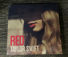 Sealed Taylor Swift Red Record On 2LP Vinyl LP Reputation 1989 Folklore Evermore