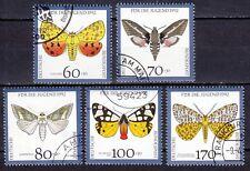 BRD 1992 Mi. Nr. 1602-1606 Gestempelt LUXUS!!!