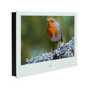 ProofVision  Waterproof Premium Smart TV PV19WF-A 19-Inch White