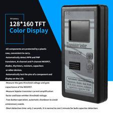 2017 New TFT LCD Transistor Tester Diode Triode Capacitance Meter LCR ESR